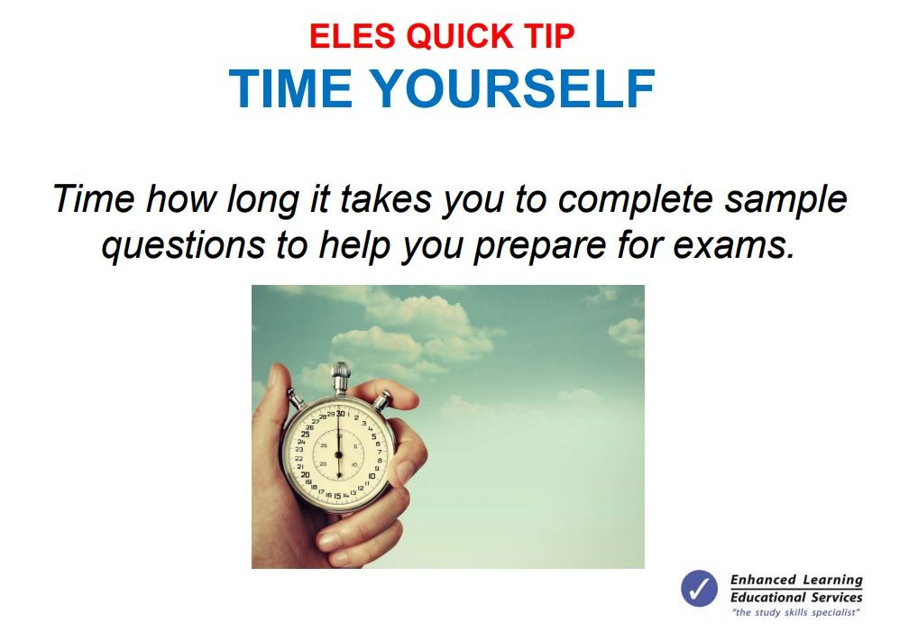 Time Yourself